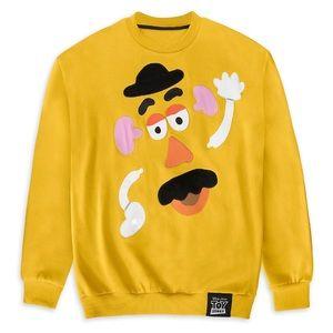 Disney Pixar Toy Story Mr. Potato Head Sweatshirt